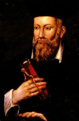 A biography of michel de nostradame born in december 14th 1503